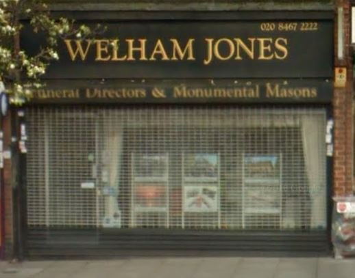 Welham Jones, Chislehurst