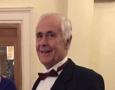 Dr Colin Bennett Keith