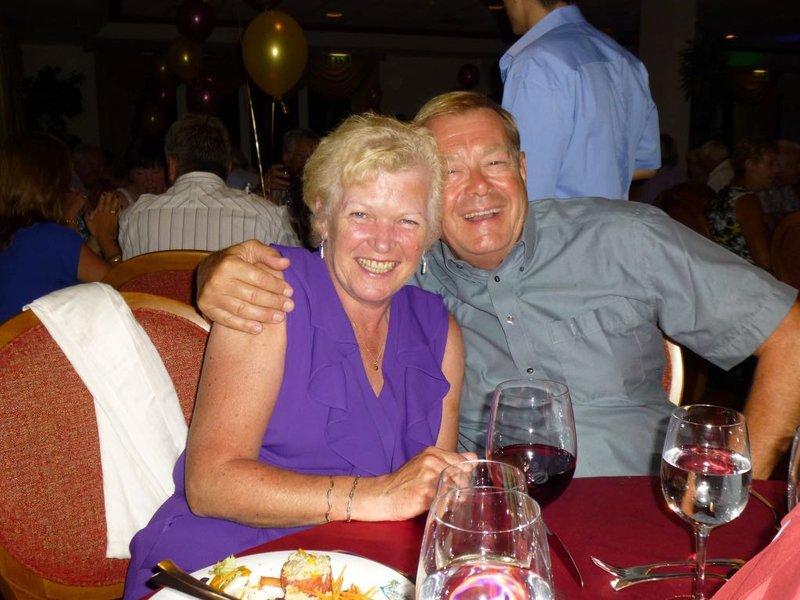 Linda's party Sep 2012
