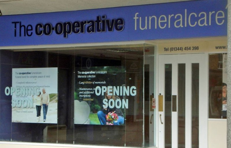 Southern Co-operative Funeralcare, Bracknell