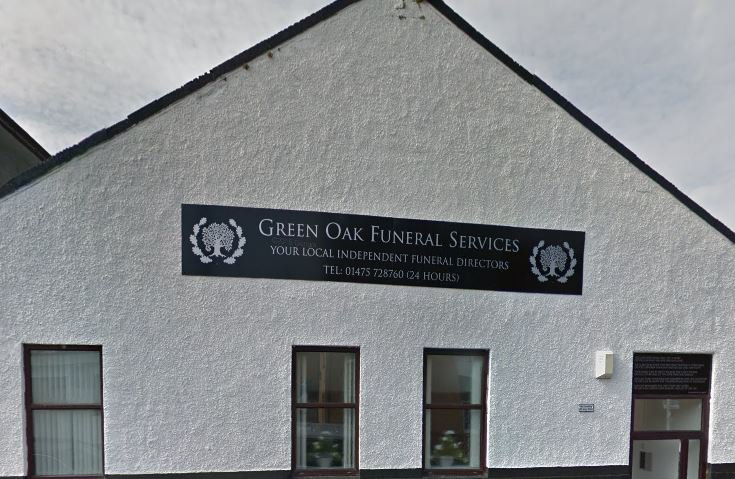 Green Oak Funeral Services