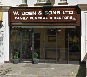 W Uden & Sons Ltd, Dulwich