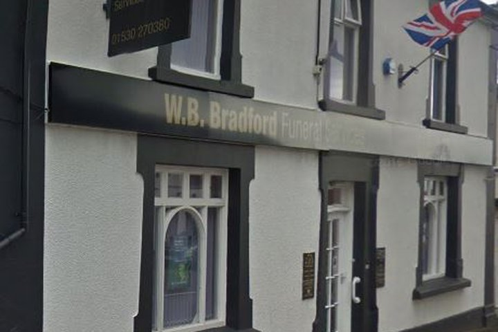 W. B. Bradford Funeral Service