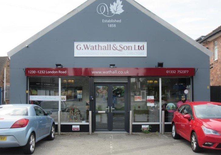 G Wathall & Son Ltd, Alvaston