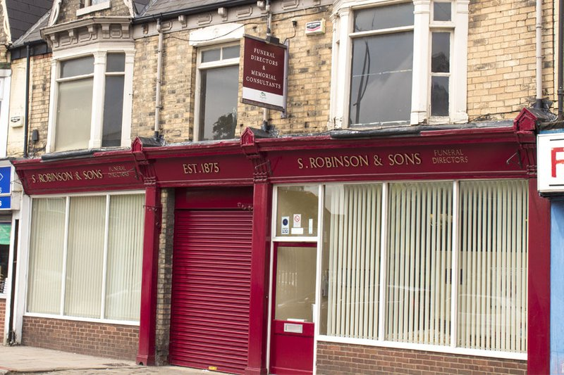 S Robinson & Sons Funeral Directors