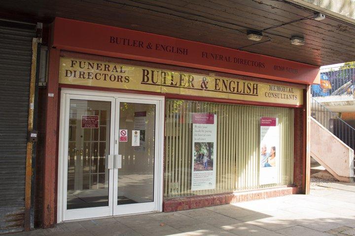 Butler & English Funeral Directors