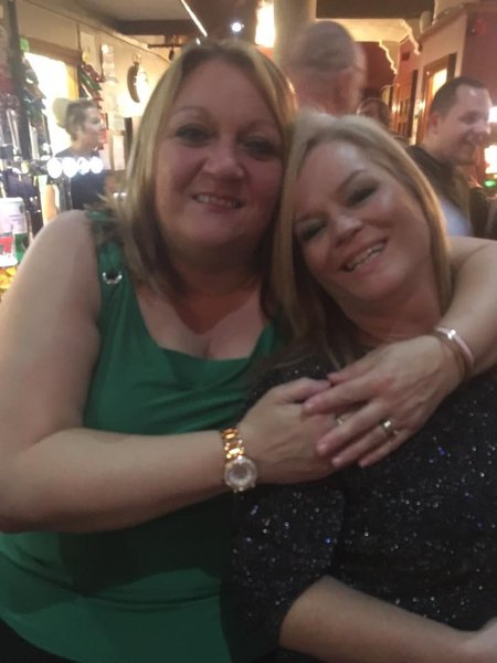 Hope your with loved ones and now at peace you have left a big hole in this family but we will always remember you through liam,ryan and emma and your grand kids well shine bright wee yin.. until wee meet again x lots of love helen xx ❤?