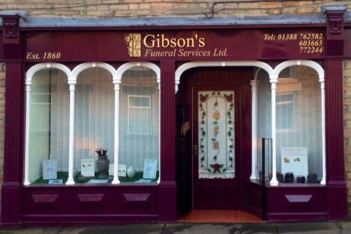 Gibson's Funeral Services Ltd, Crook/Howden