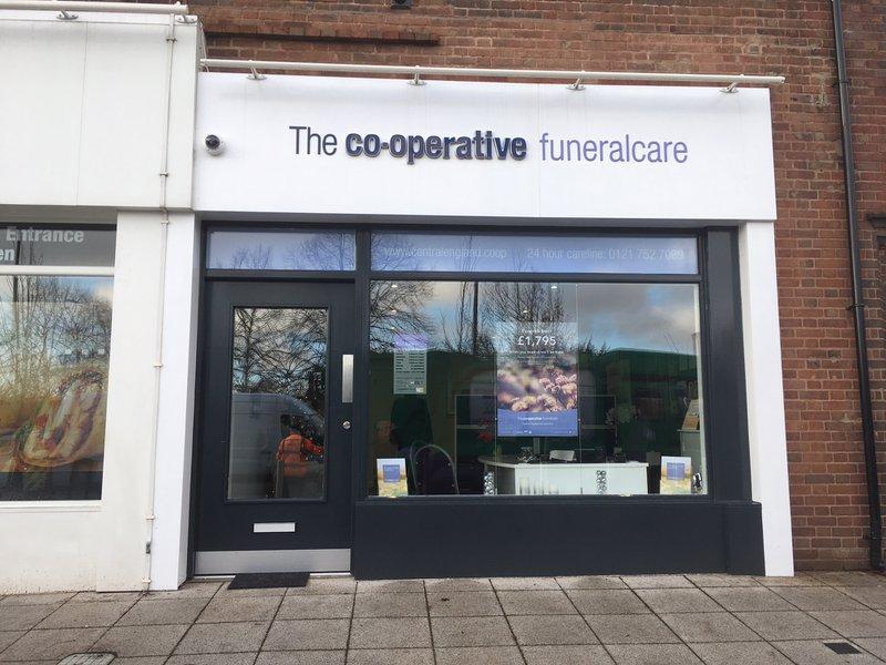 The Co-operative Funeralcare Kings Norton