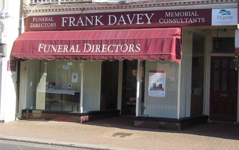 Frank Davey & Co Funeral Directors