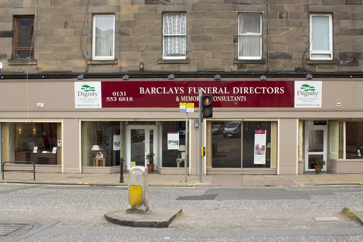 Barclays Funeral Directors, Leith