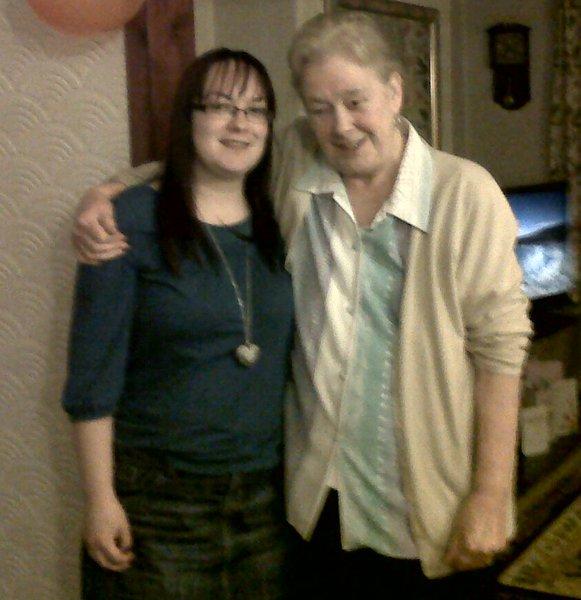 Happy Birthday Nan, Hope you're having a nice birthday love & miss you the world love me 💖🎈🎂🎁😙 xxxx