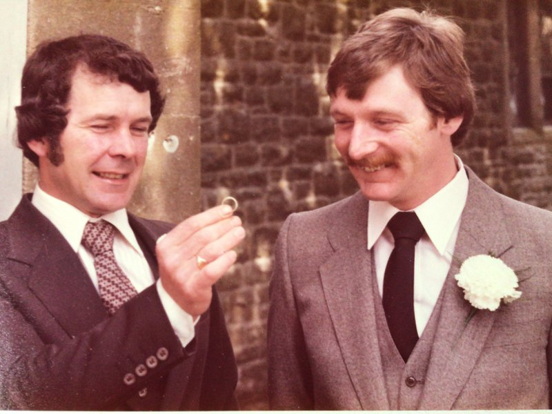 John was the best man at my wedding and a great man in my life.  R.I.P  John.