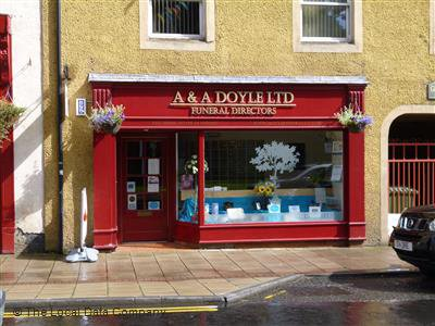 A & A Doyle Ltd, Scottish Borders, funeral director in Scottish Borders