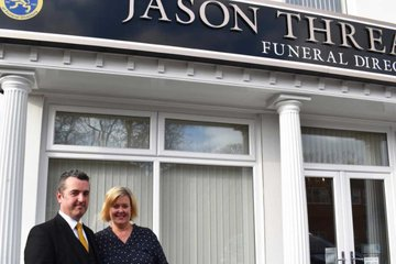 Jason Threadgold Funeral Director, Scunthorpe