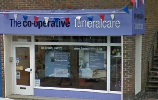 Co-operative Funeralcare, Uckfield