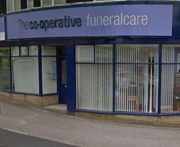 Co-op Funeralcare, Urmston