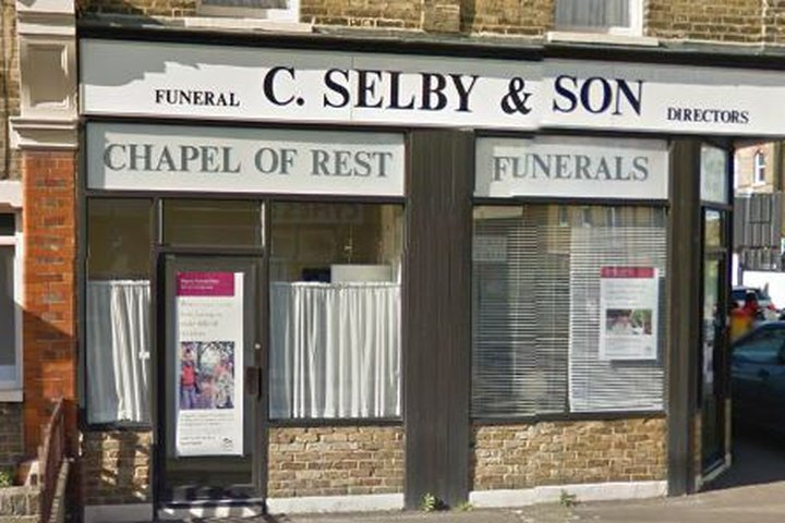C. Selby & Son Funeral Directors, Leytonstone