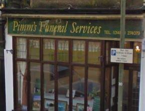 Pimms Funeralcare, Cranleigh