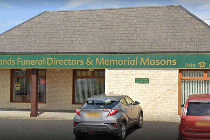 Mulhollands Funeral Directors, Carrickfergus