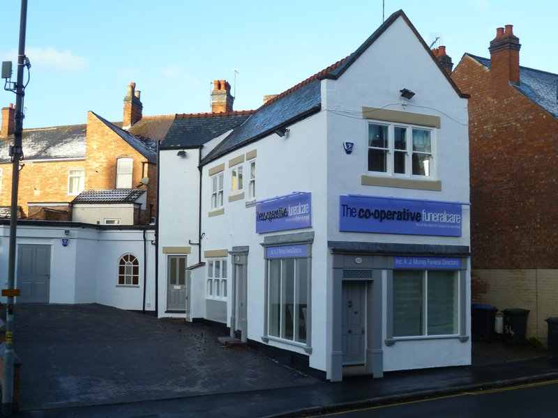 The  Co-operative Funeralcare Inc. A J Murray Funeral Directors