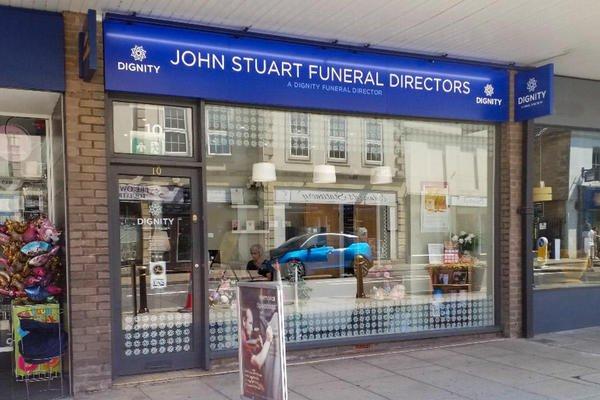 John Stuart Funeral Directors, Melksham