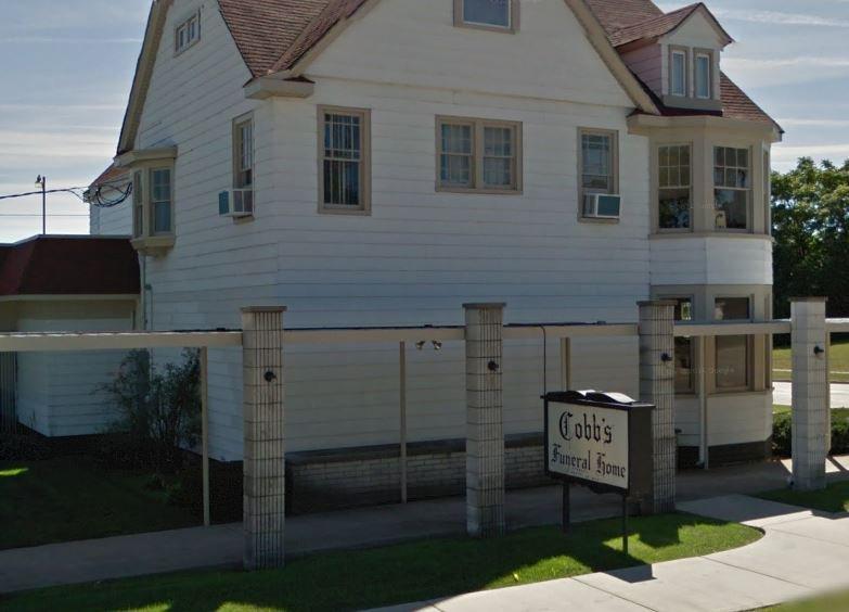 Cobb Funeral Home, Pontiac