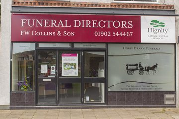 F W Collins & Son Funeral Directors, Stafford Road