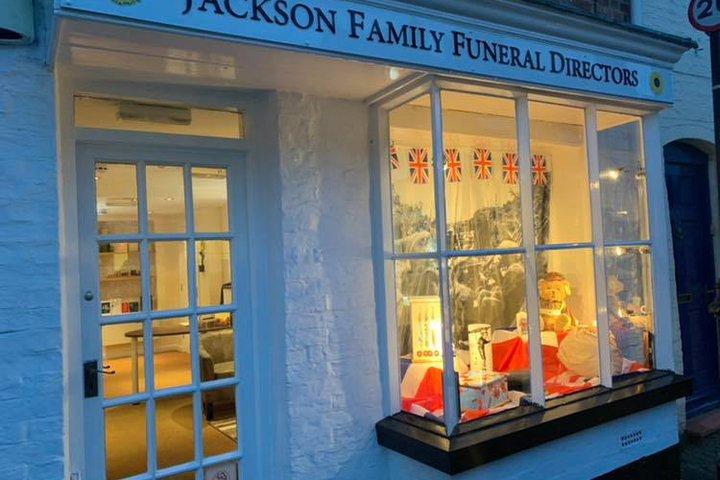 Jackson Family Funeral Directors, Pershore
