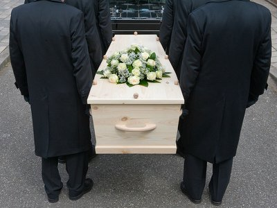 Why do we have funeral rituals?