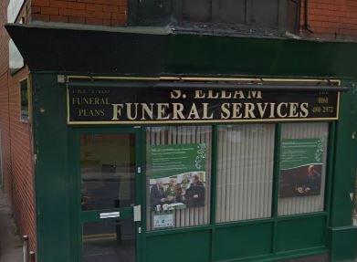 S. Ellam Funeral Services