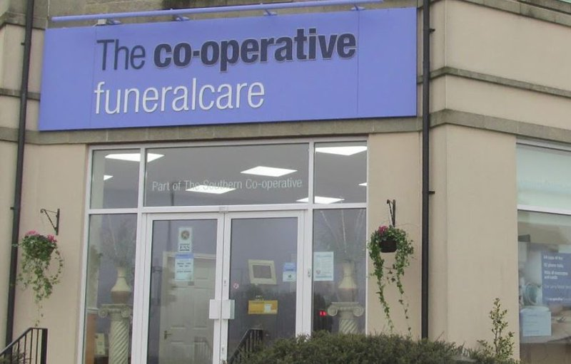 Co-operative Funeralcare. Shaftesbury
