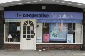 The Co-operative Funeralcare, Wirral Market St