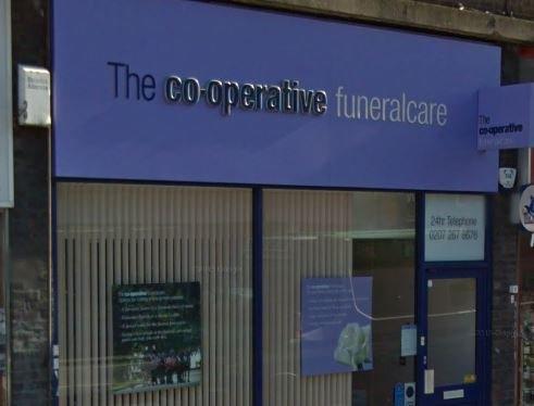 Co-op Funeralcare, Kentish Town