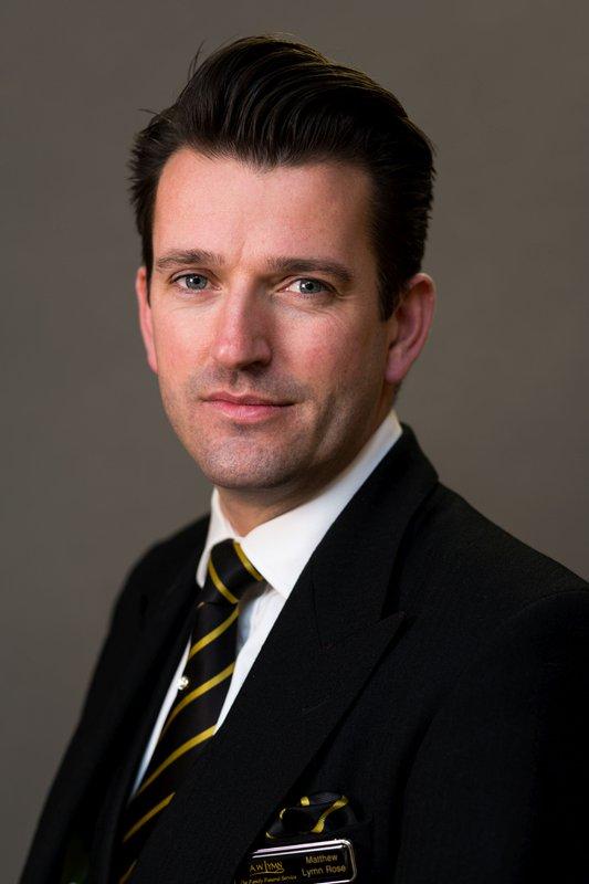 A.W. Lymn Nottingham, Nottinghamshire, funeral director in Nottinghamshire
