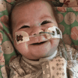 Baby Bethany Margaret Simpson