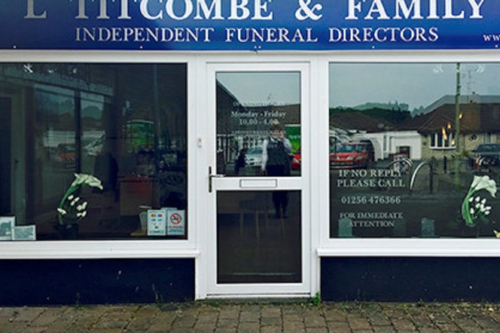 L Titcombe & Family Independent Funeral Directors, Kingsclere