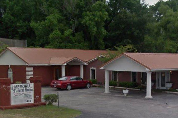 Memorial Funeral Home, Prichard