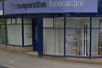 The Co-operative Funeralcare, Urmston