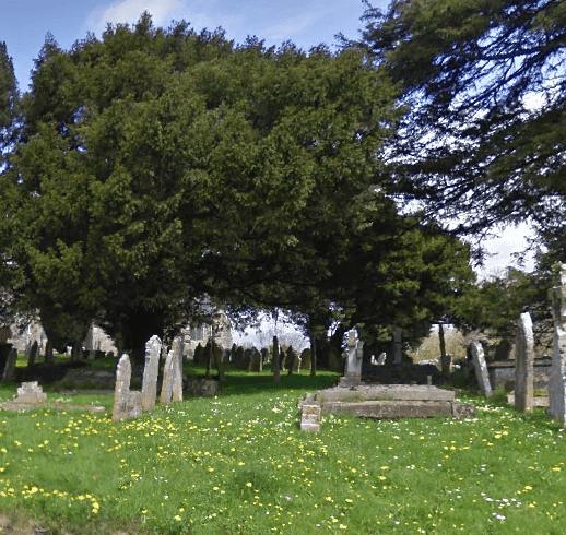 Littleham Churchyard