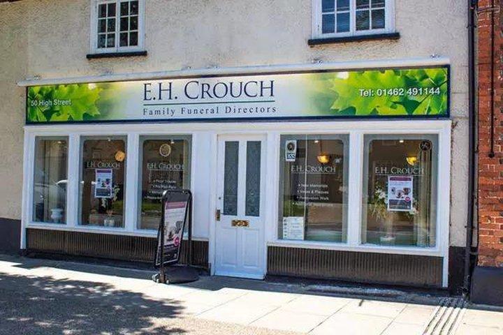 E H Crouch Funeral Directors, Baldock High St