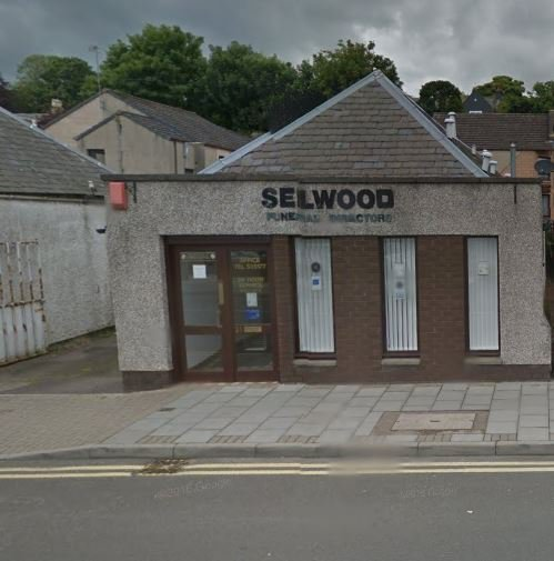 Selwood Funeral Directors, Monifieth