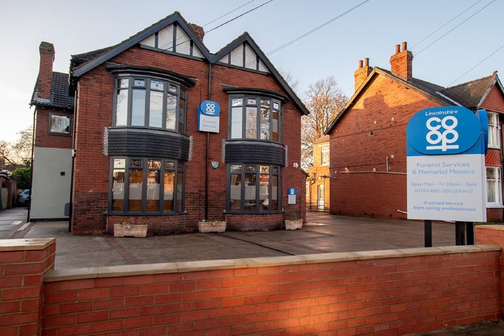 Lincolnshire Co-op Funeralcare, Scunthorpe