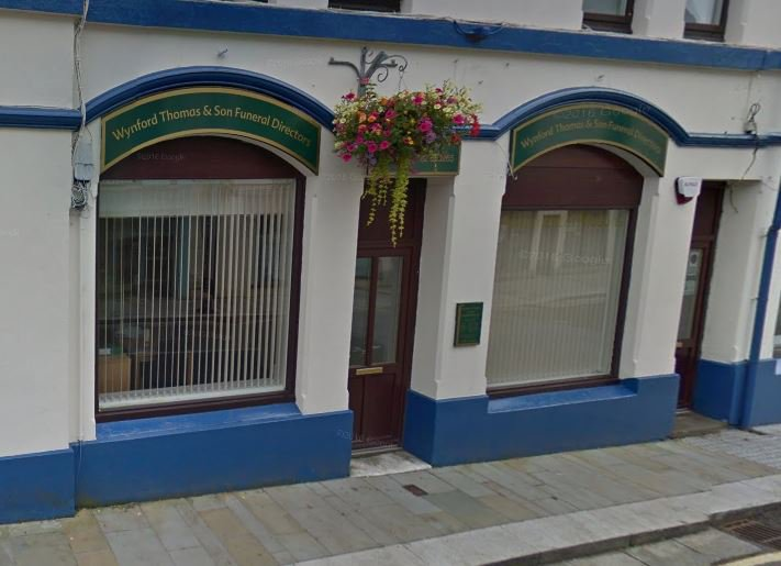 Pontardawe Funeralcare (Inc. Wynford Thomas & Son Funeral Directors)