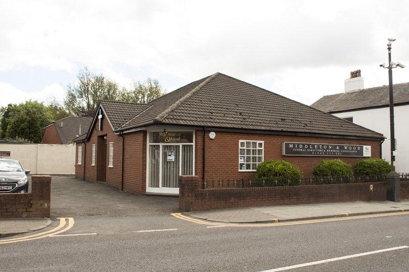 Middleton & Wood Funeral Directors, Borsdane House, Greater Manchester, funeral director in Greater Manchester