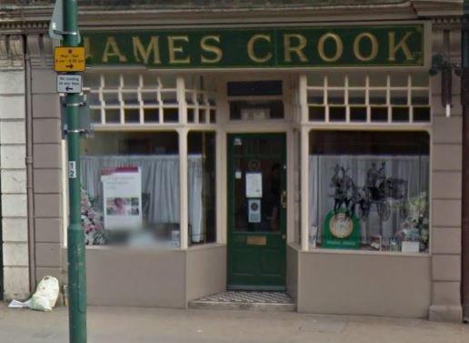 James Crook Funeral Directors, Willesden