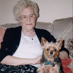 Jean Winifred Bartlett