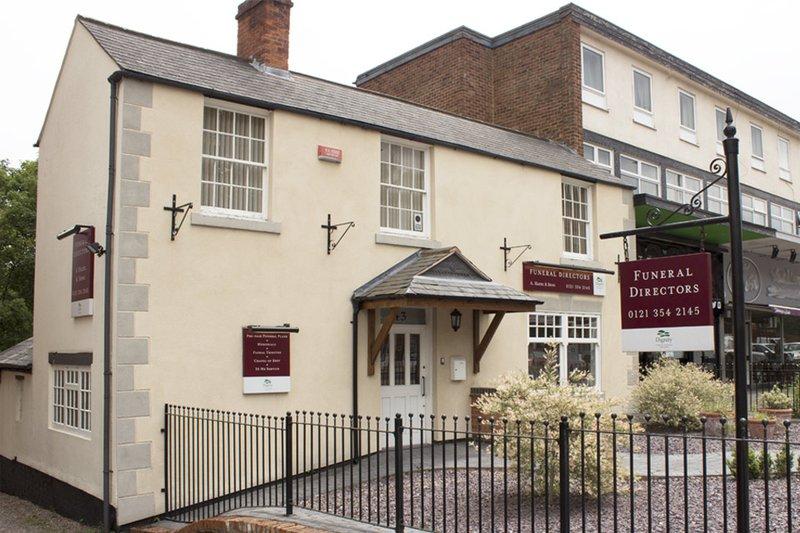 A Hazel & Sons Funeral Directors, Sutton Coldfield