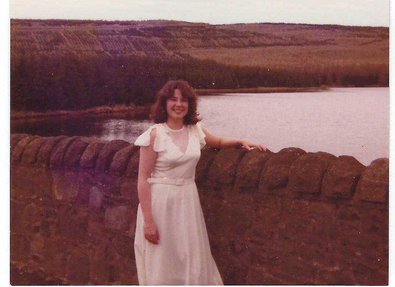 Alemoor Loch, Scottish Borders - 16th Apr 198O