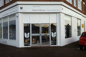 James & Thomas Funeral Directors, New Haw